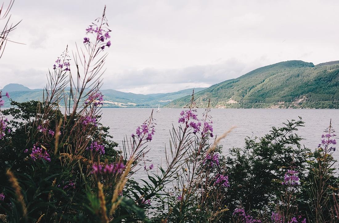 loch ness, ecosse, autour inverness