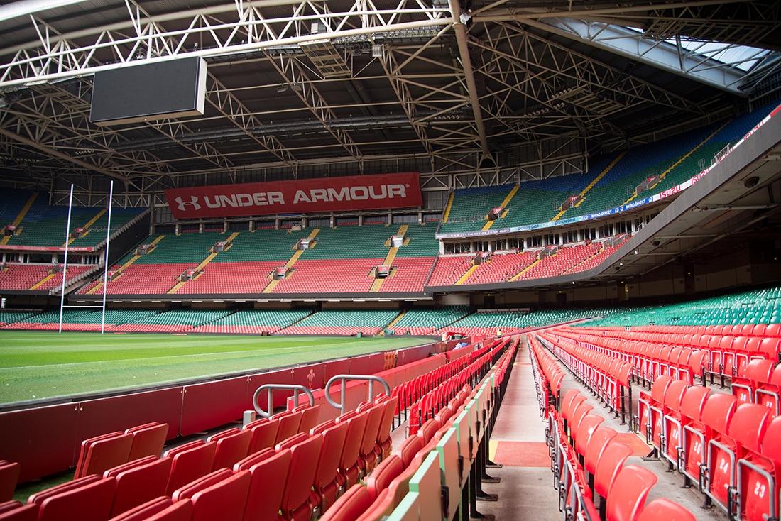 visite du principality stadium, cardiff