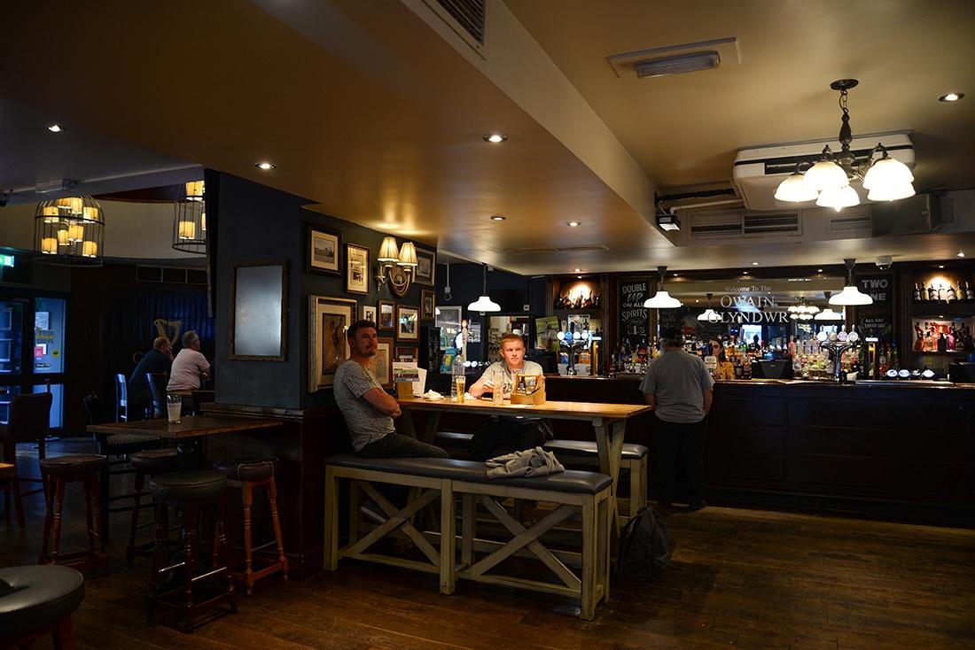 pub Owain Glyndwr,