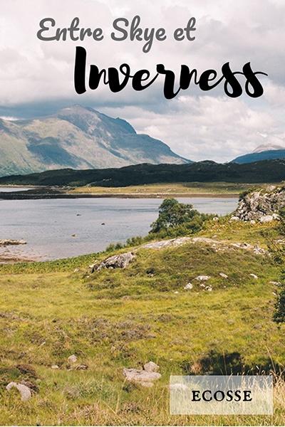 road-trip en ecosse, inverness