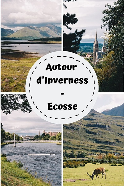 road-trip en ecosse, inverness