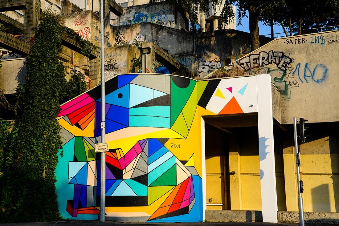 stool, street-art, le mans