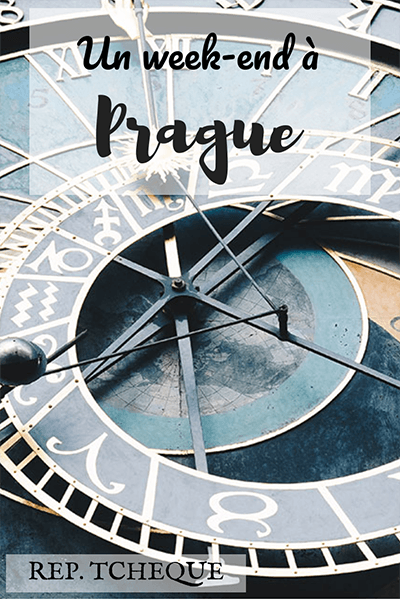 week-end prague, que faire