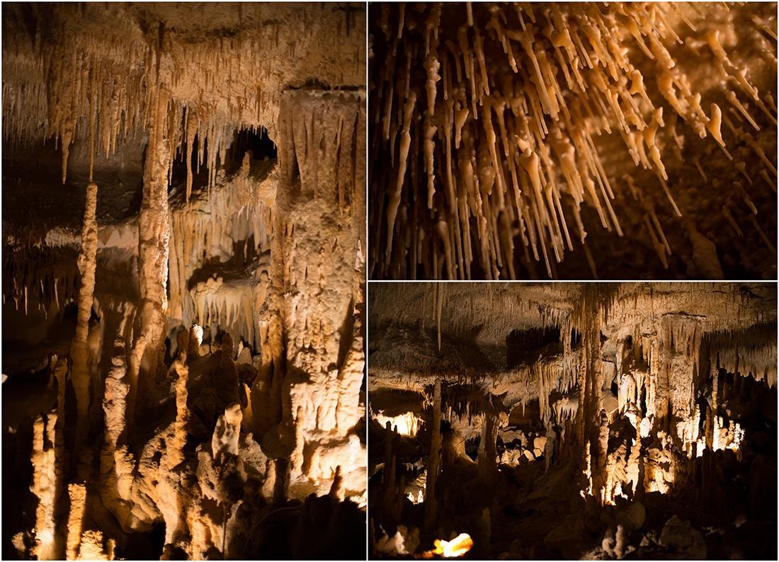 visite des grottes de Cougnac à Payrignac