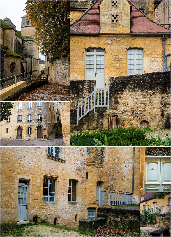 visite de la ville de Gourdon, Lot
