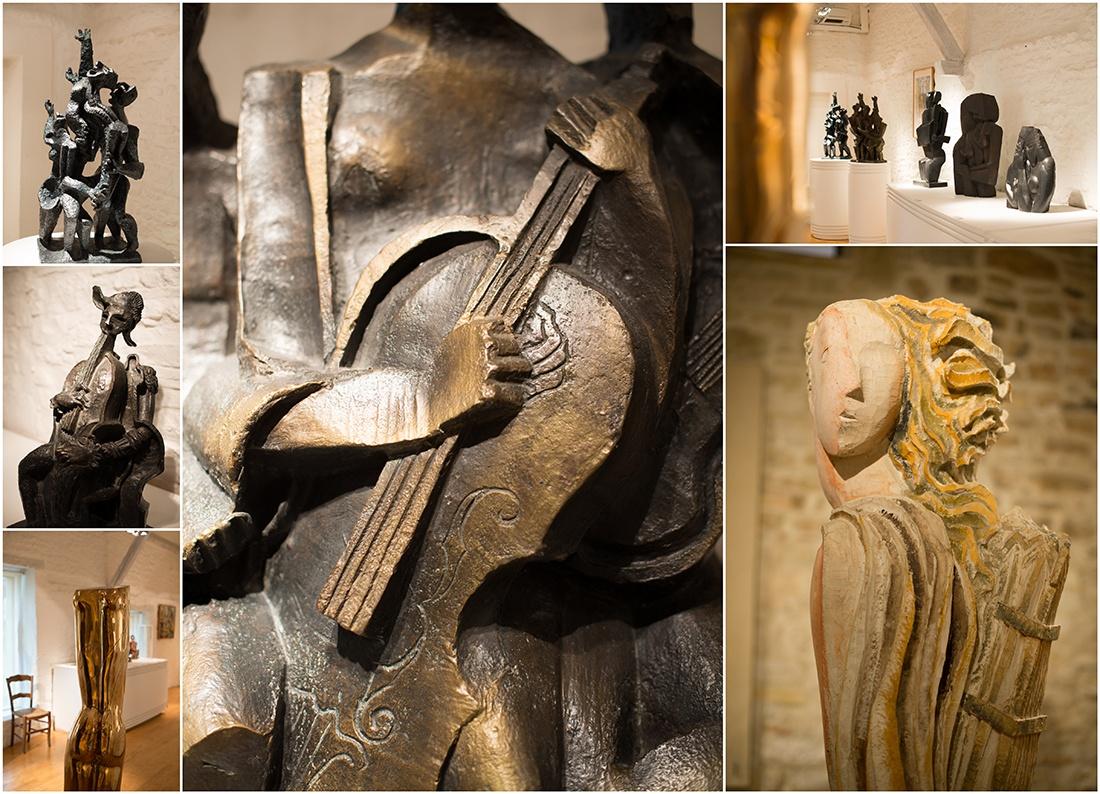 Découvrir le Musée Zadkine aux Arques