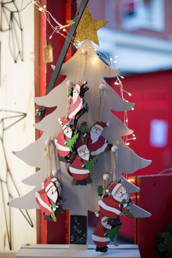 secrets de fleurs, marché de Noël d' Amiens