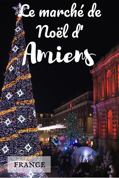 marché de Noël, Amiens , France