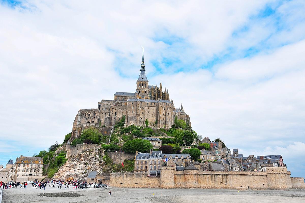 week-end, mont saint-michel, normandie