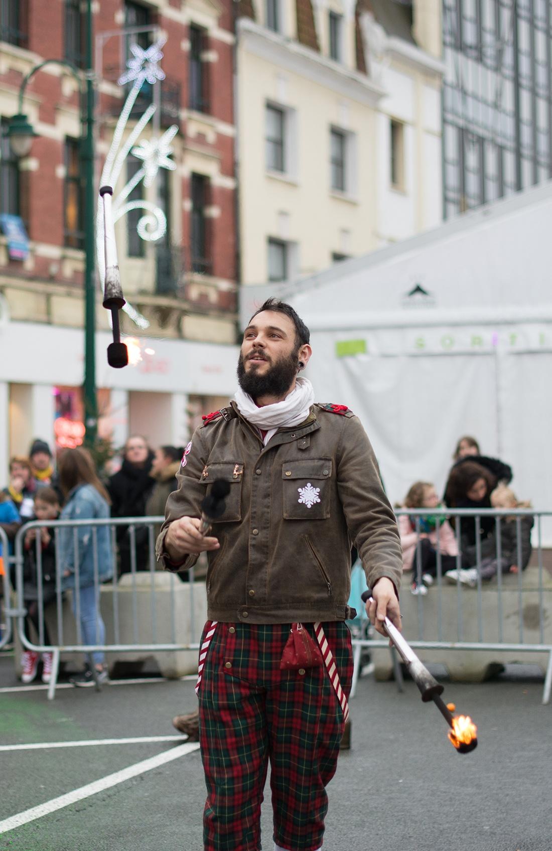 cracheur de feu, lens, sainte-barbe