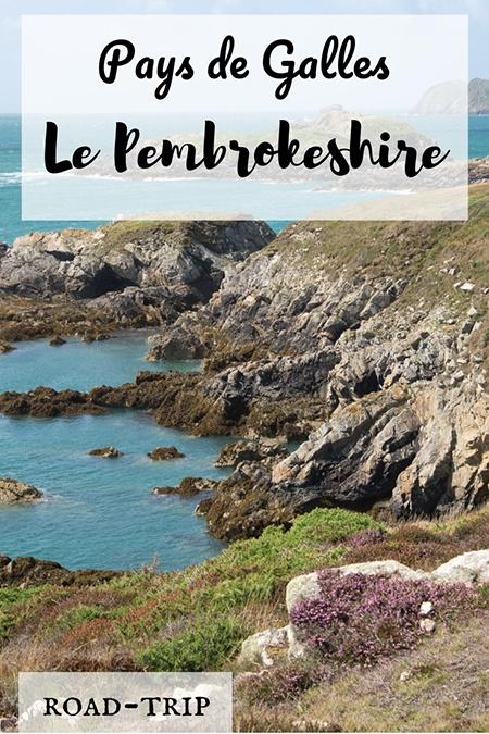 eoad-trip au Oays de Galles: Pembrokeshire et Gower Peninsula