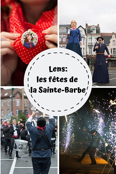 fêtes de la sainte-barbe à Lens