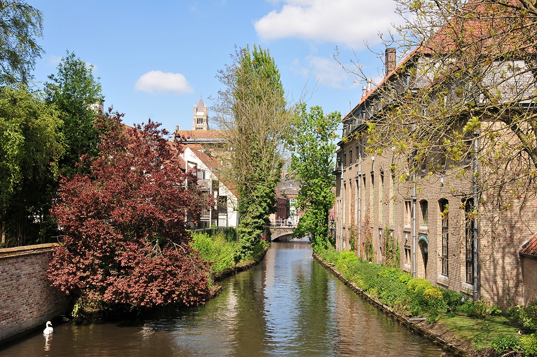 idees de week-ends en belgique: bruges