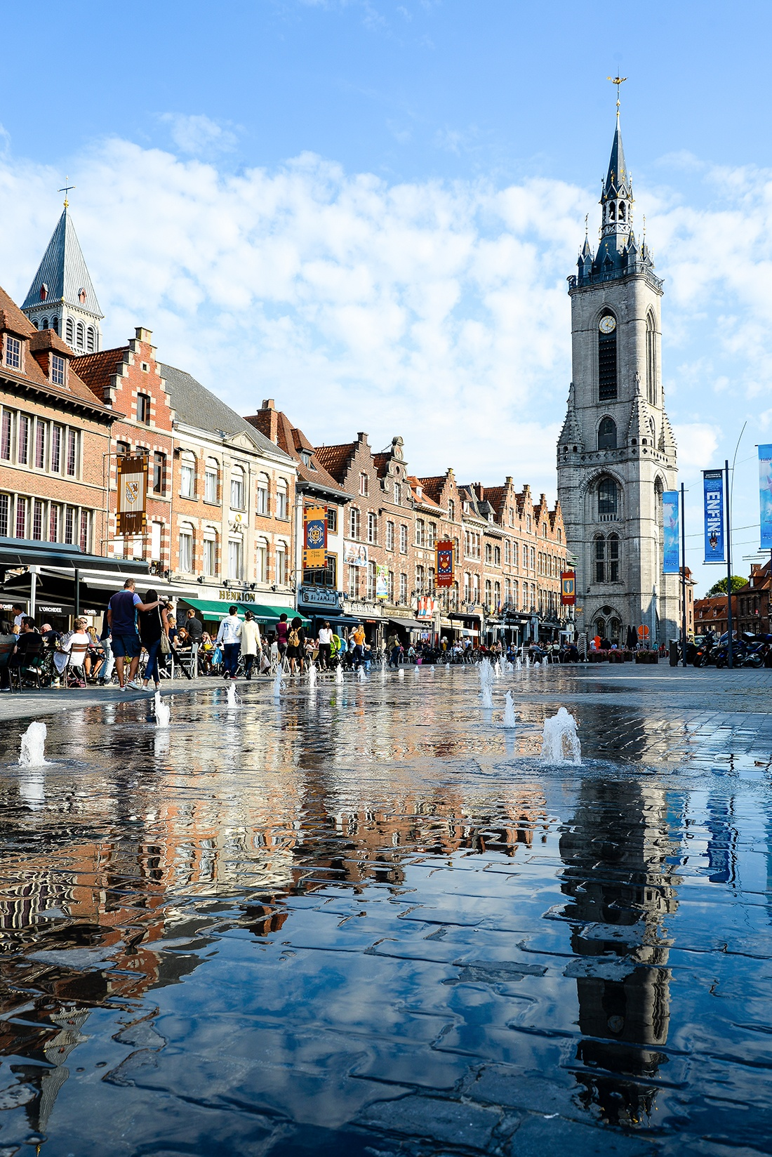 idees de week-ends en belgique: tournai