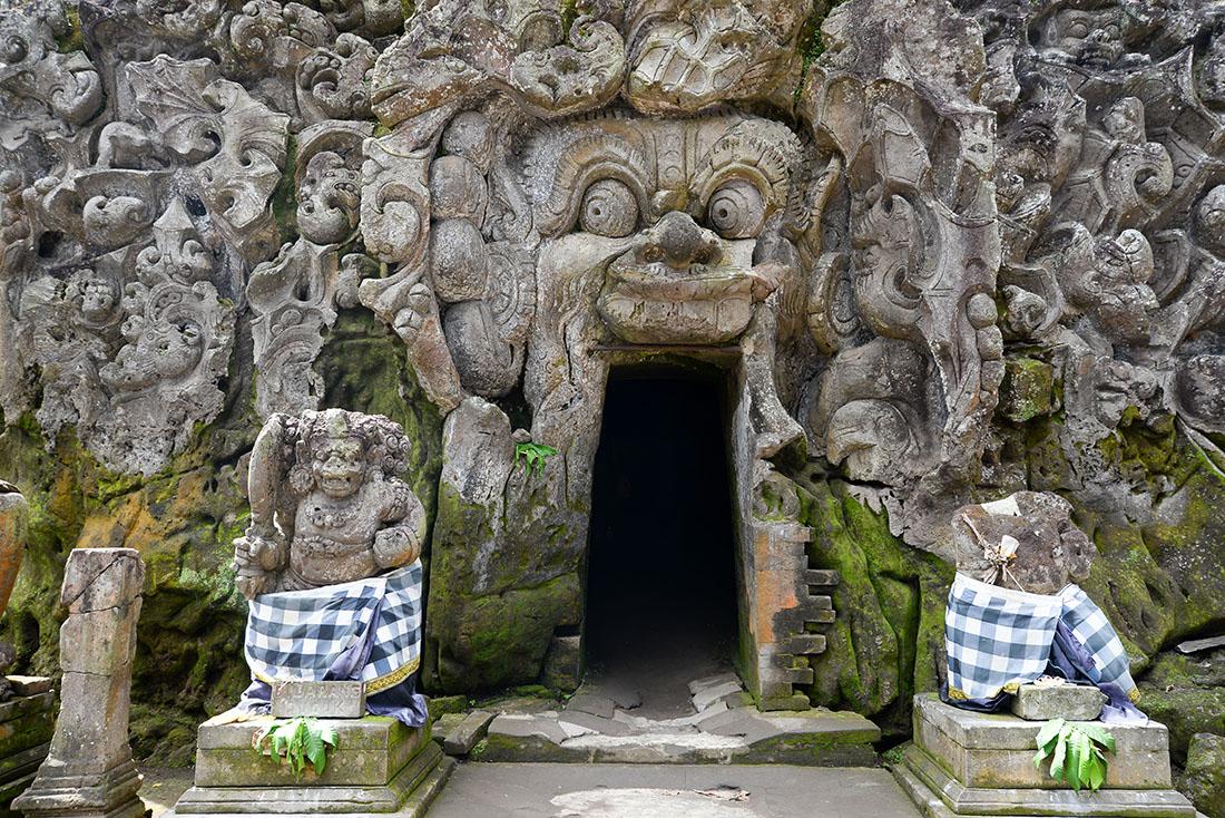 goa gajah, plus beaux temples de bali