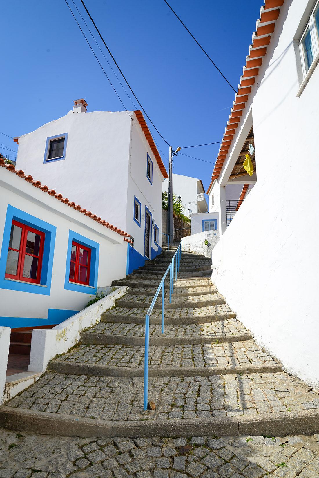 aljezur , road-trip en Algarve , Portugal