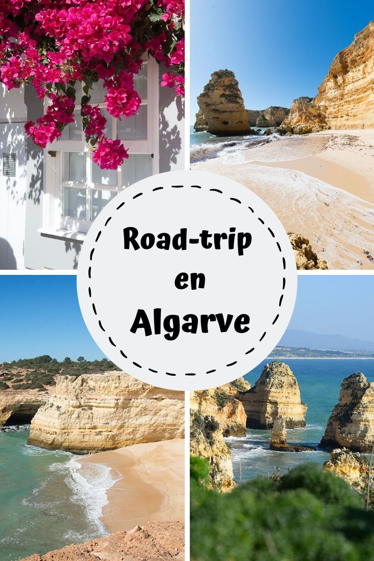 road-trip en algarve, vacances au Portugal