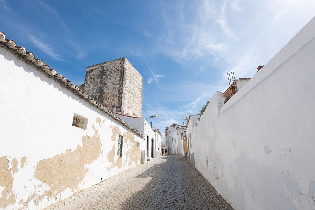 Tavira , road-trip en Algarve, Portugal