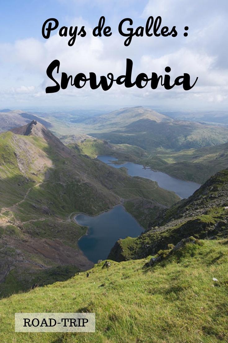 visiter snowdonia au pays de galles