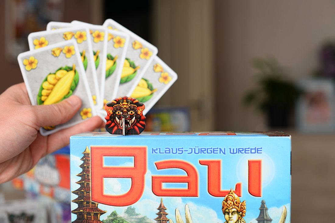 bali, jeu de société pour voyager depuis chez soi