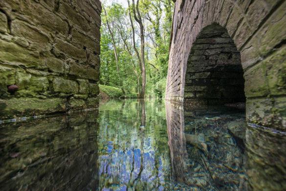 randonnée de la source de l'escaut, gouy, aisne