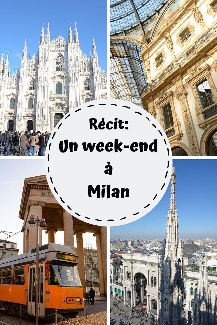 week-end à Milan, que voir, que faire