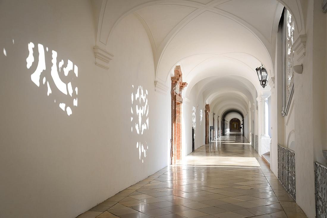 visite du monastère saint-florian, autriche