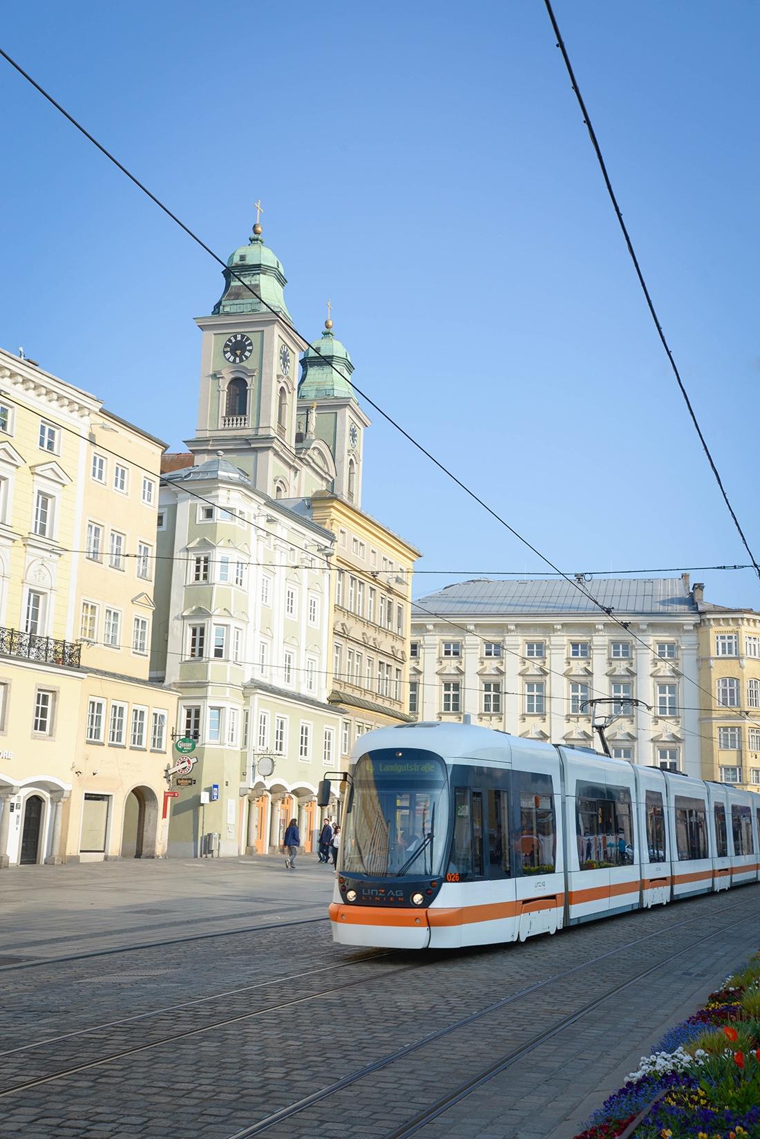Haupltaz, visite de Linz