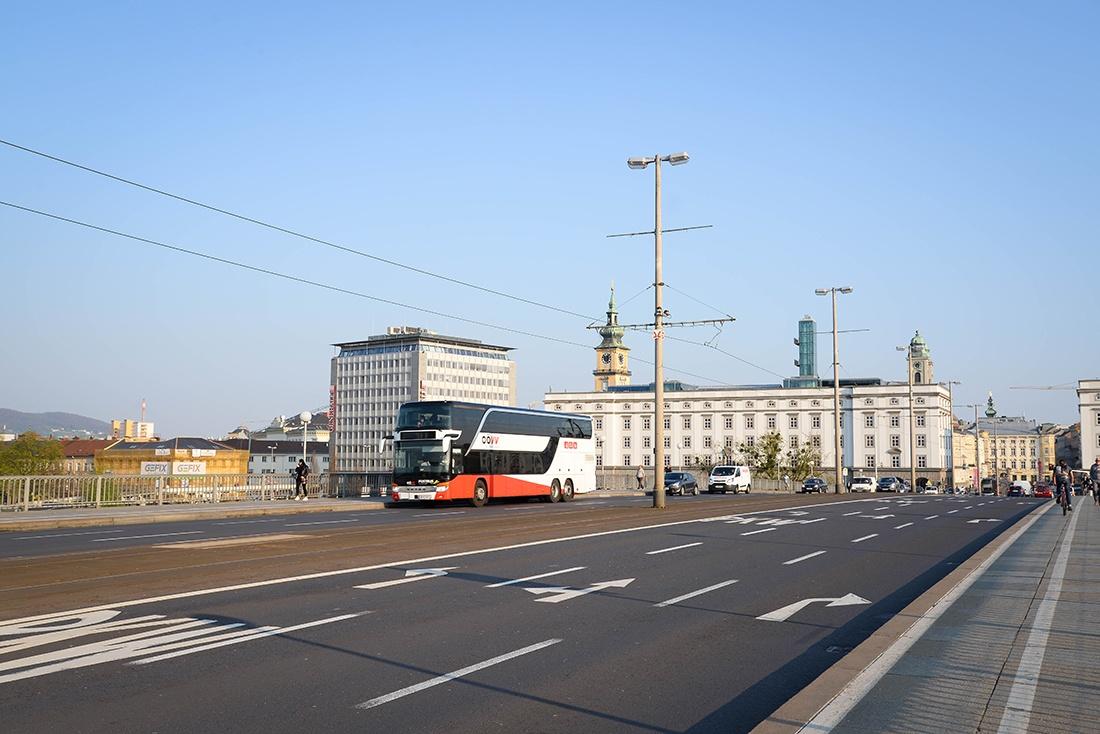 visite de Linz, road-trip en autriche