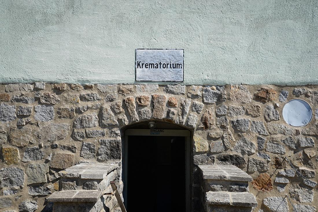 visite de mauthausen, autriche