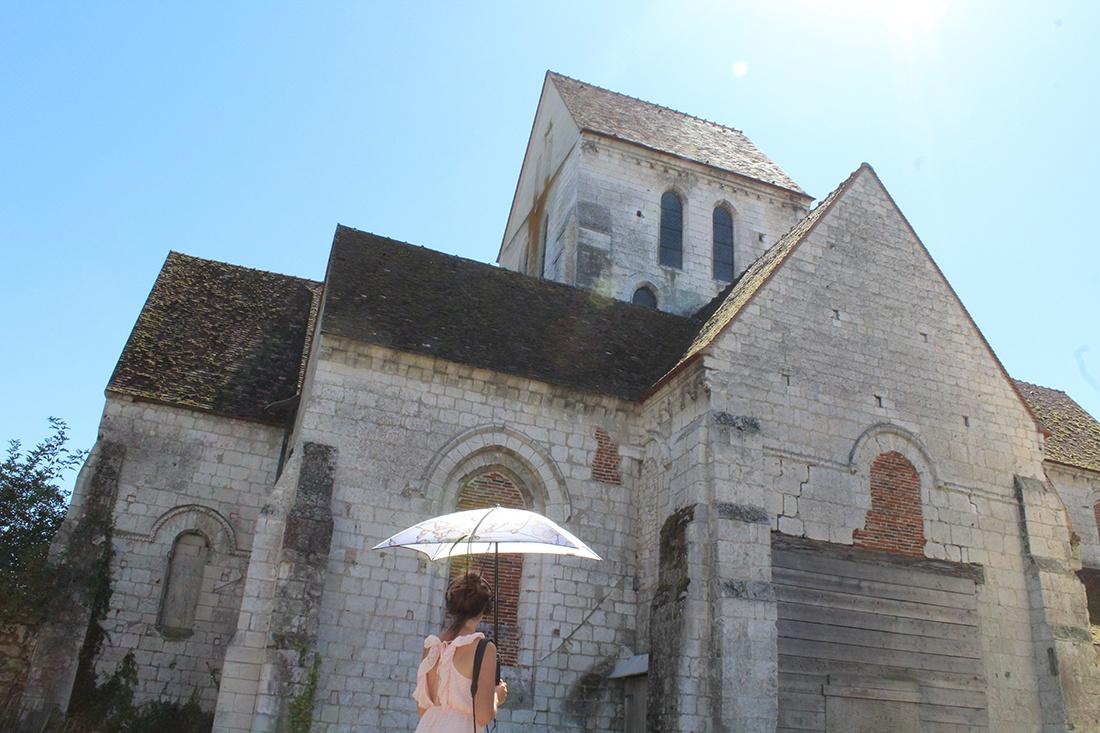visite de la maladrerie saint-lazare, oise, hauts-de-france