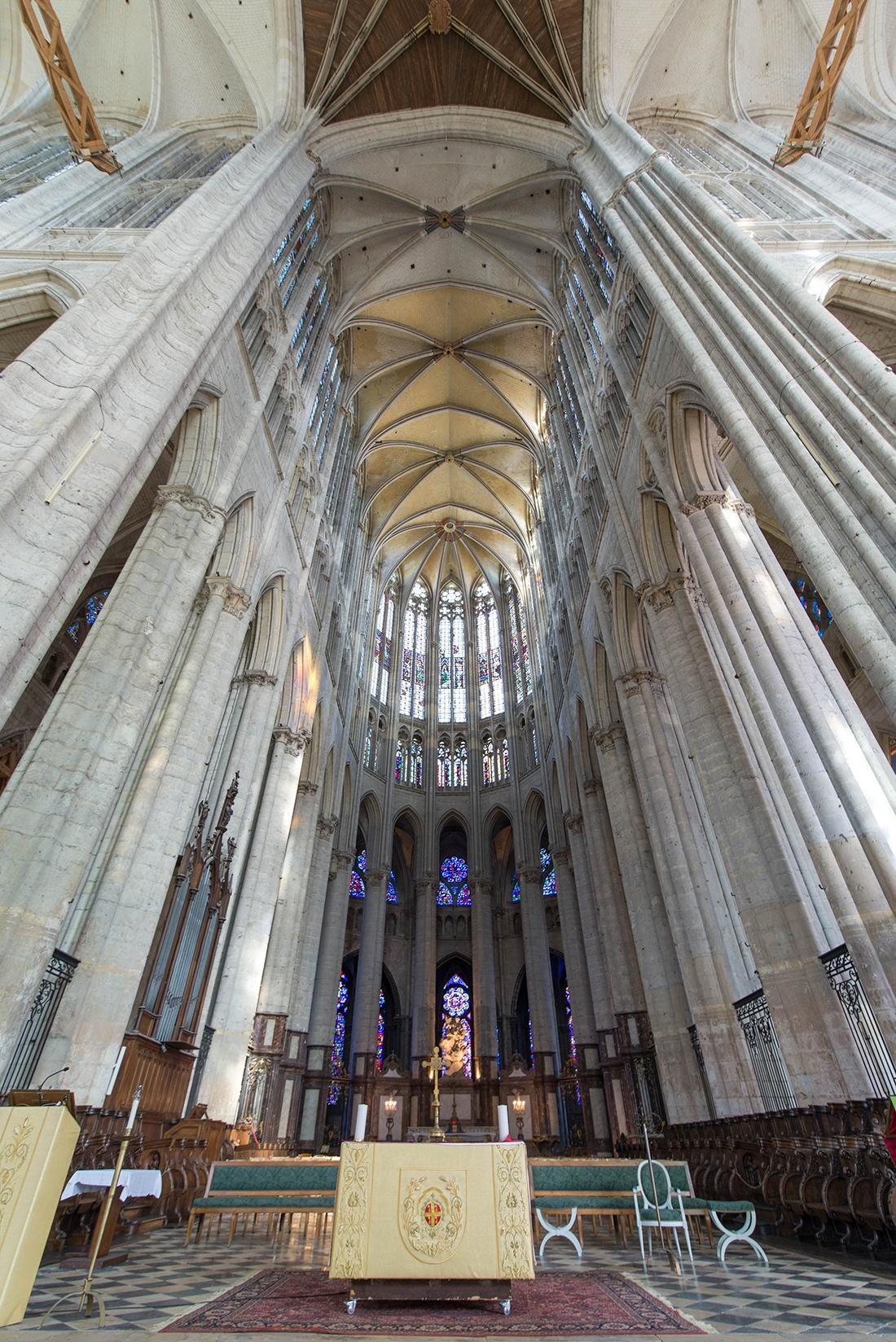 cathédrale de beauvais, oise, hauts-de-france