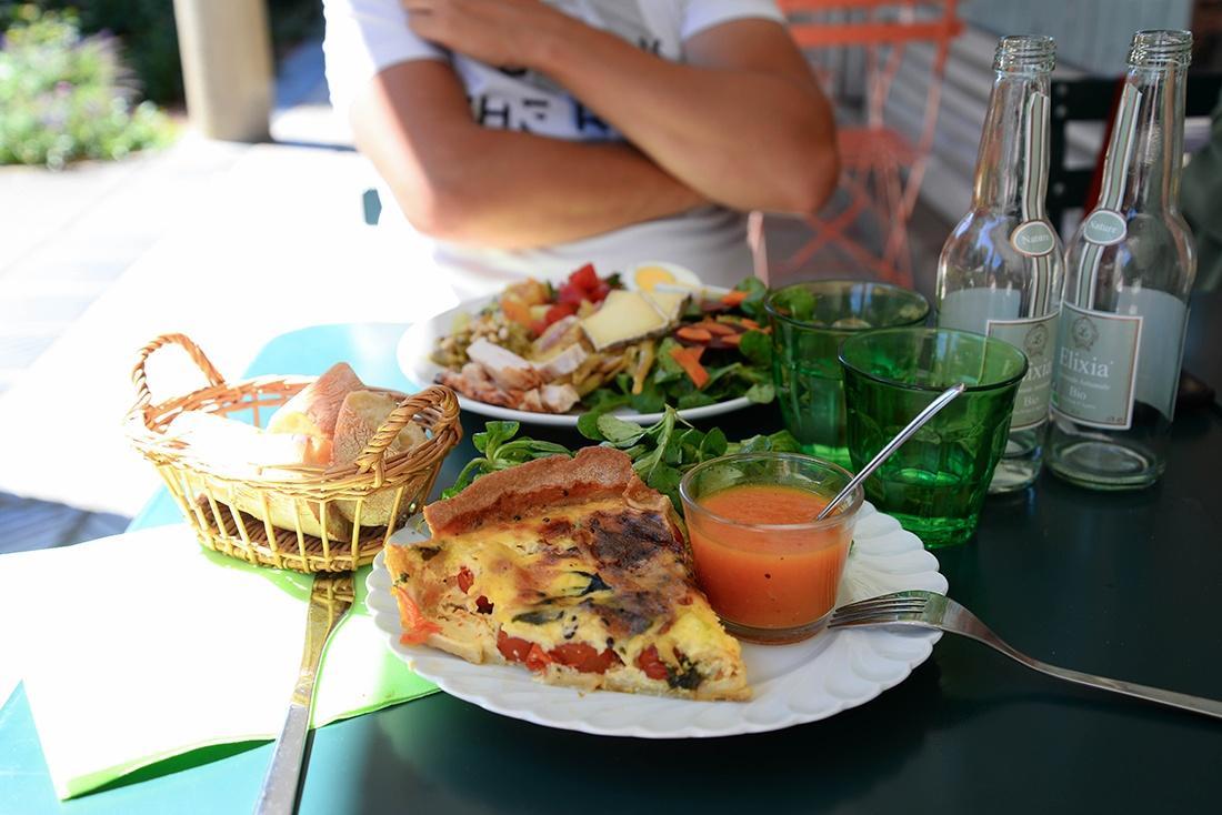 déjeuner le Prédici, Beauvais , Oise