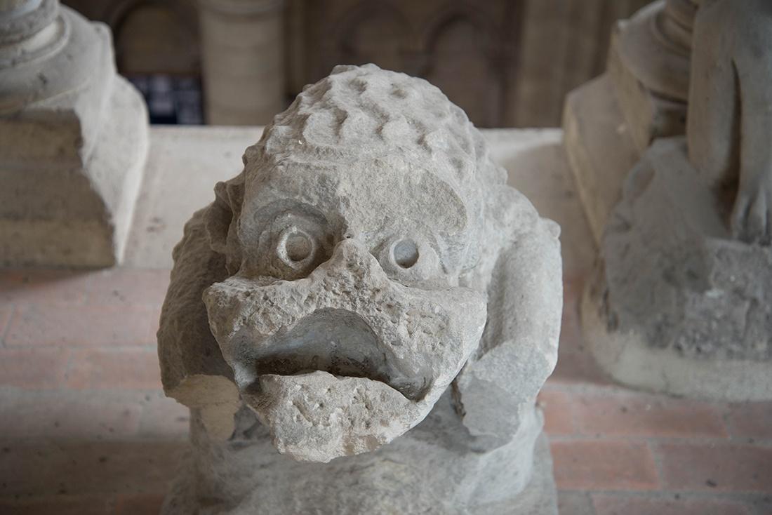 visite de la cathédrale de laon