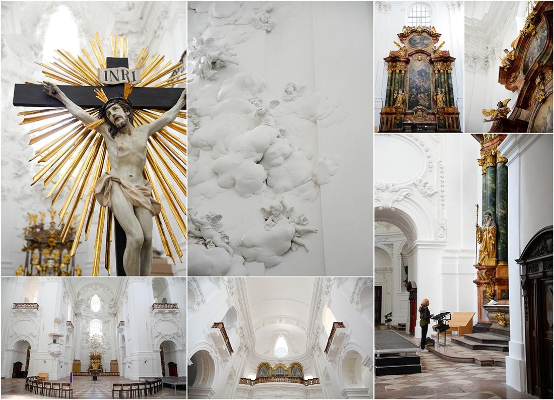 Kollegienkirche, salzbourg
