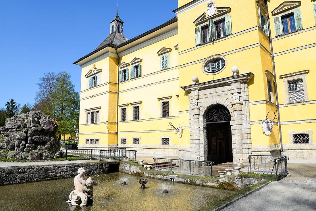 Château de Hellbrunn, salzbourg