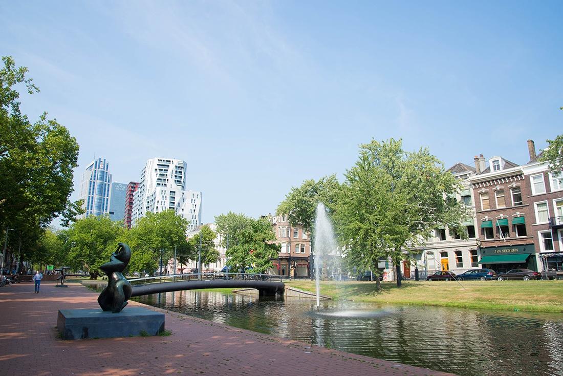 orgniser un week-end à Rotterdam, Pays-Bas