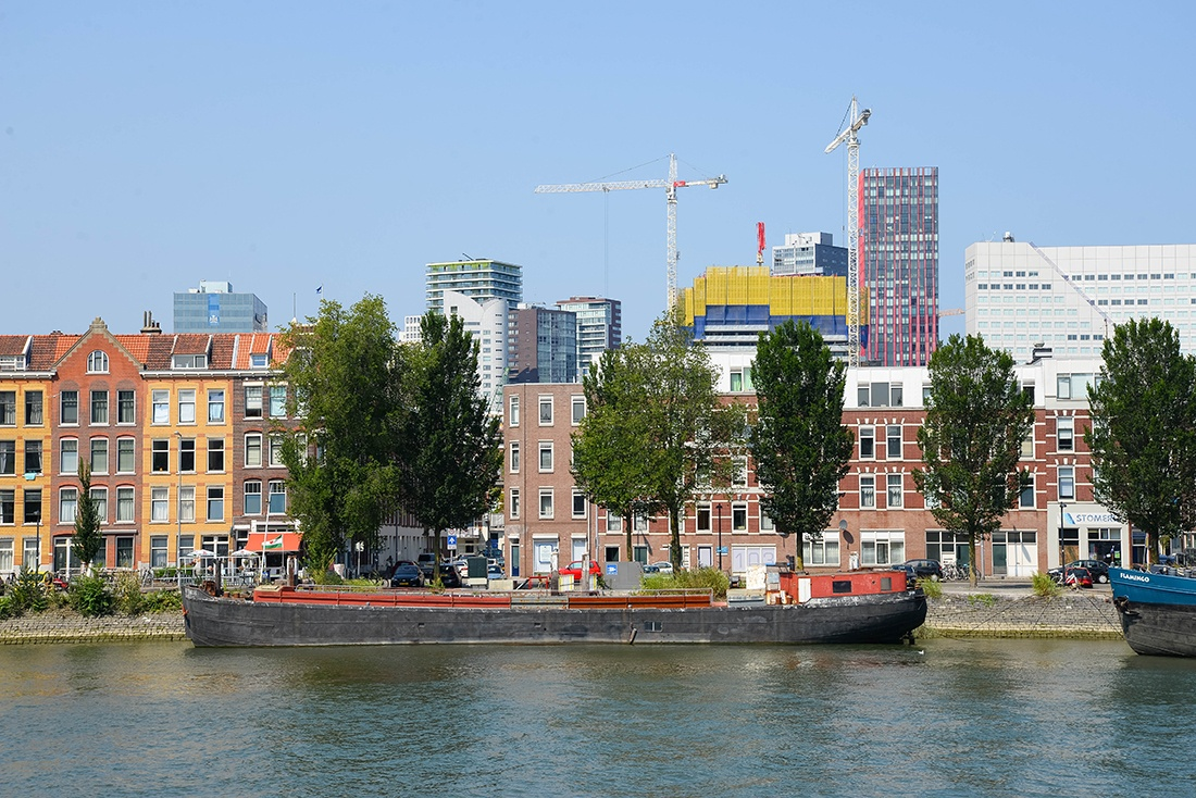 visiter rotterdam en un week-end