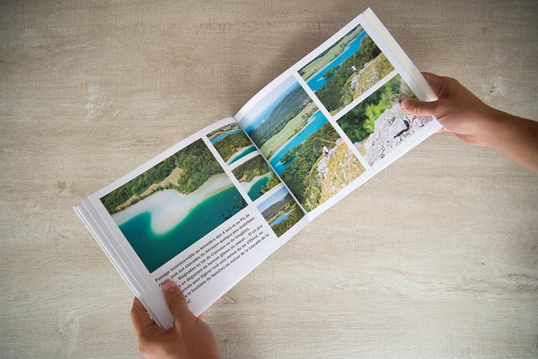 avis réalisation d'un livre-photo avec CEWE
