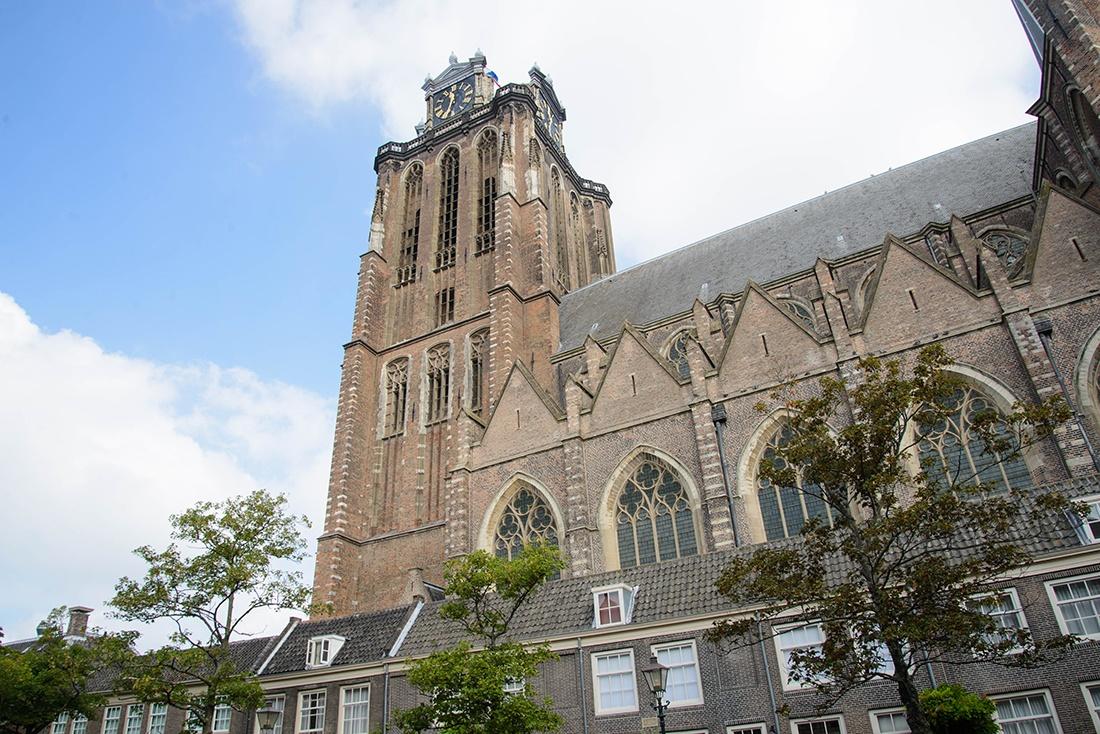 église grote kerk, dordrecht