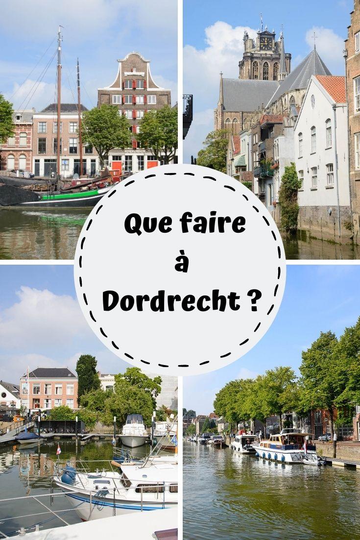 que faire lors d'un week-end à Dordrecht et dans le parc du Biesbosch, Pays-Bas