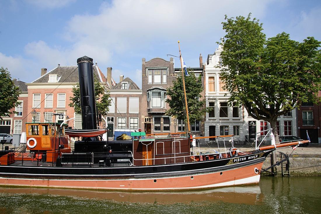 visite de Dordrecht, Pays-Bas