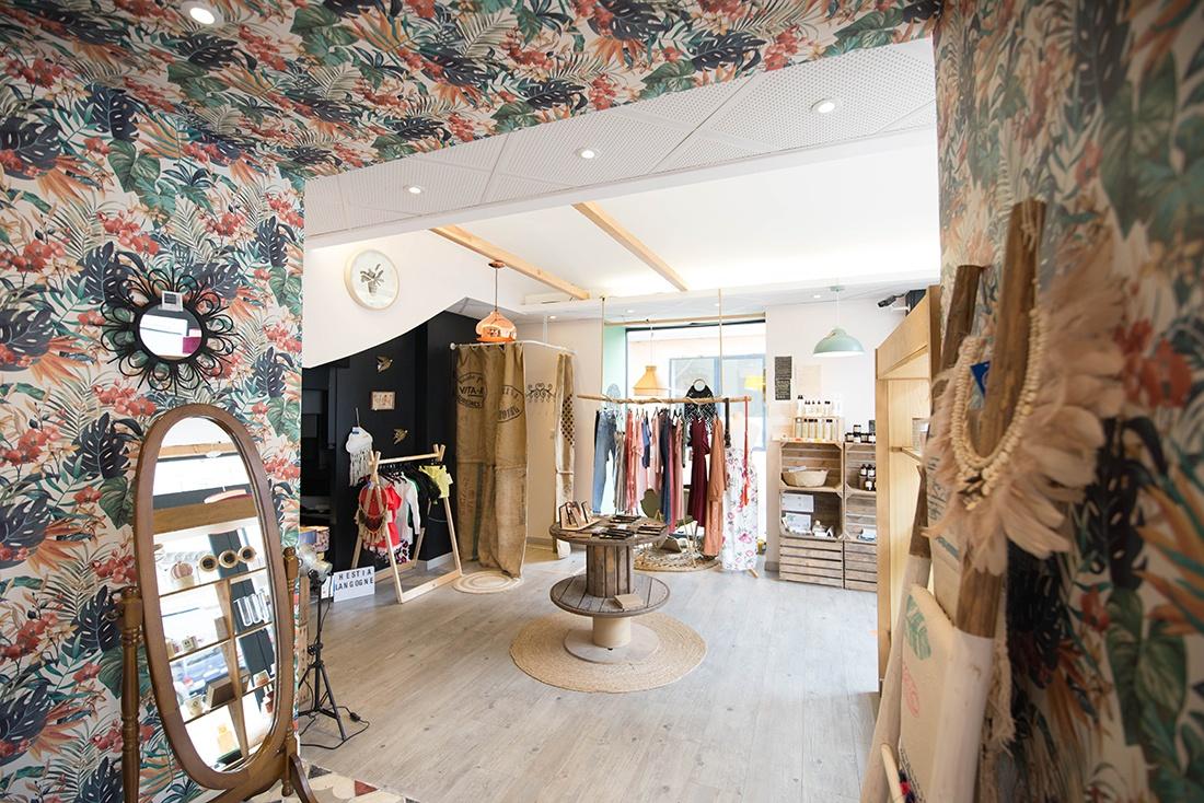 concept store, langogne