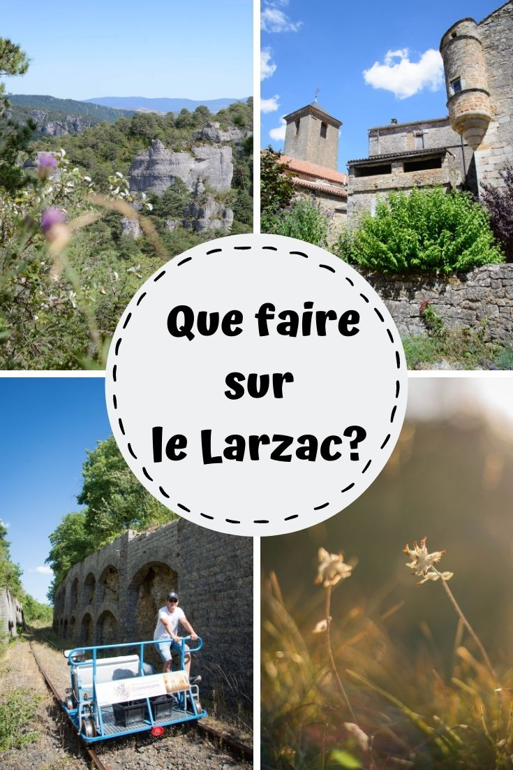 week-end sur le larzac, aveyron, que faire