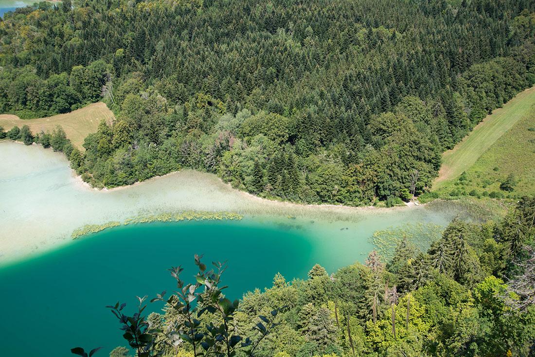 belvédère des Lacs, jura