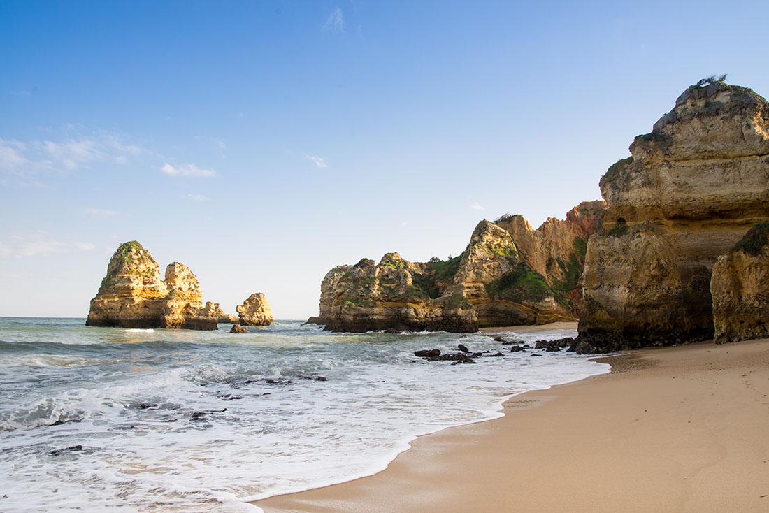 Praia do Camilo, algarve