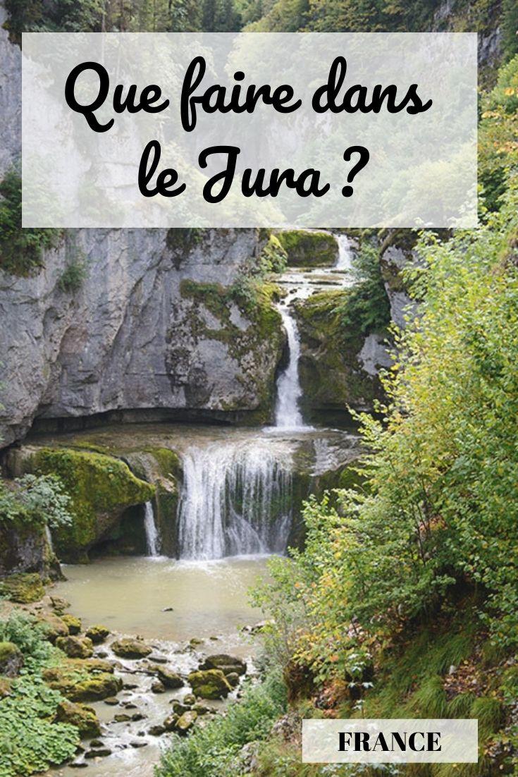 que faire dans la région des lacs dans le Jura au printemps ou en été