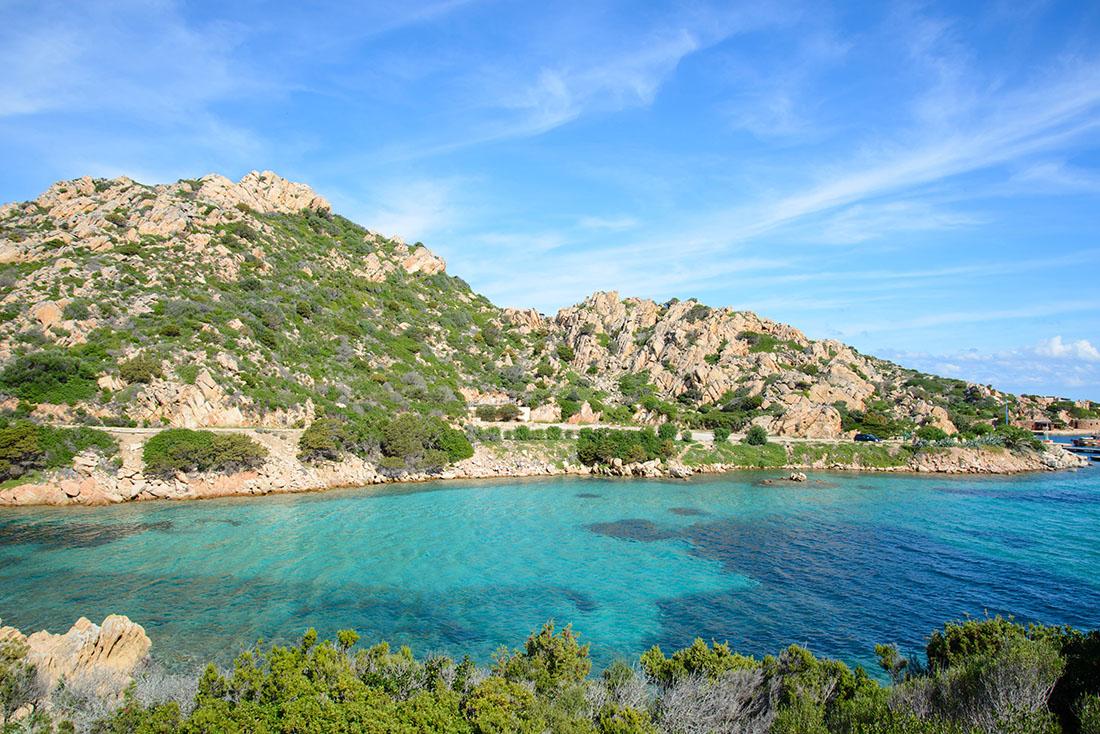 Spiaggia Lunga, La Maddalena