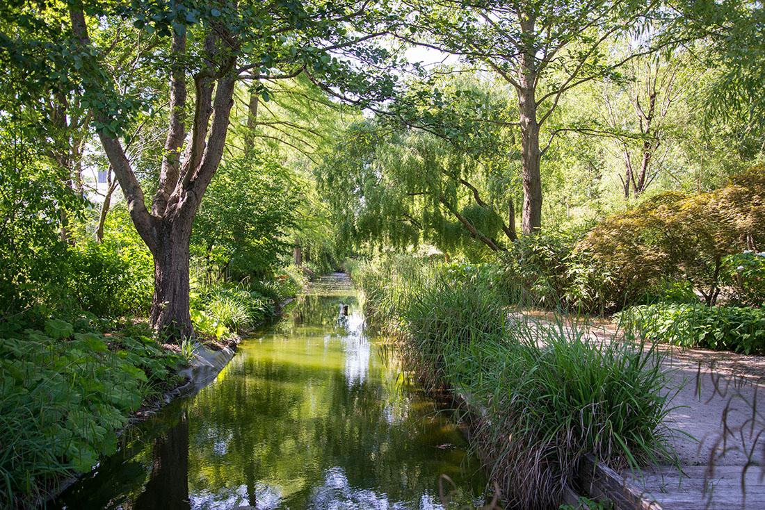 jardins de valloires, somme