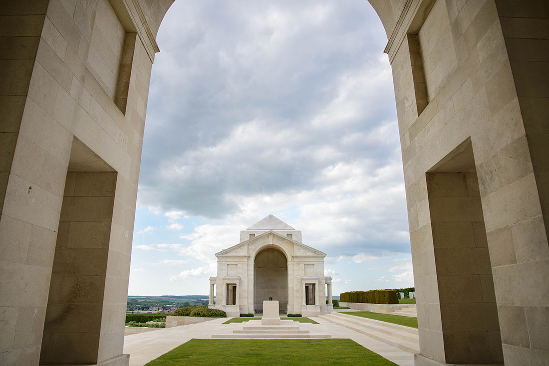 mémorial, villers-bretonneux, somme